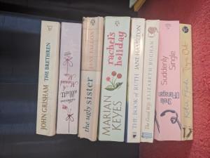 Beberapa buku yang akhirnya saya baca :D